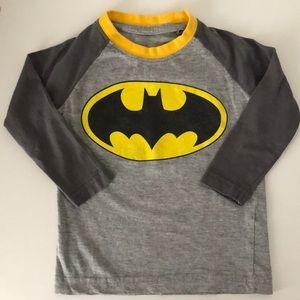 Batman Long Sleeve Shirt 12-18 months